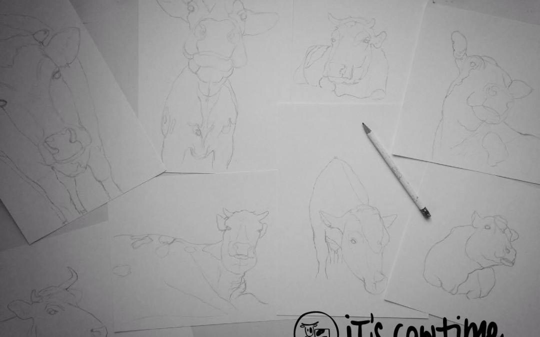 Neue Zeichnungen