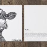 Agathe_Postkarte